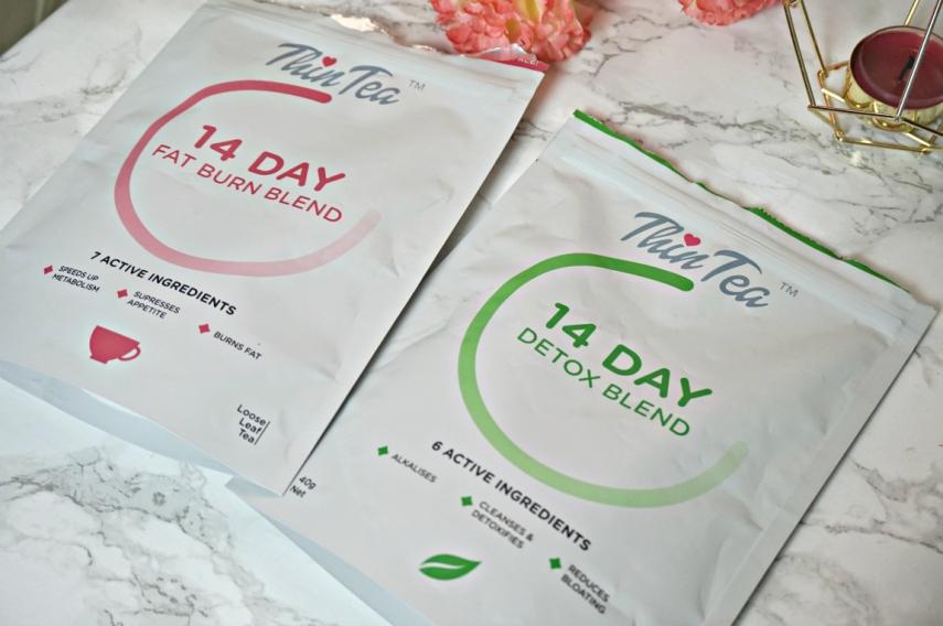 ThinTea 14 Day Detox & Fat Teas