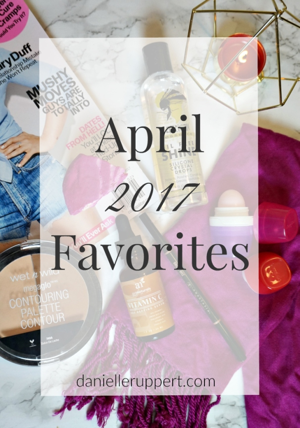 April 2017 Favorites