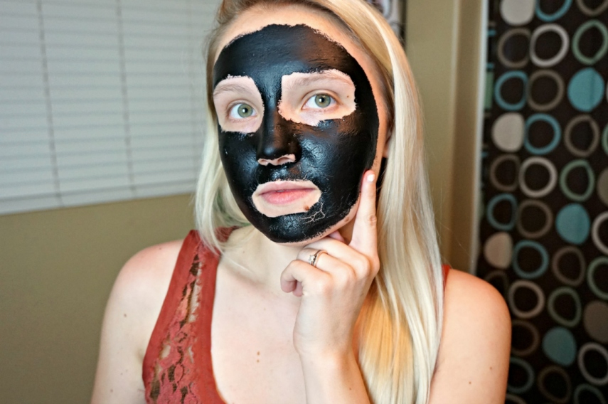 DIY Charcoal Mask Instructions
