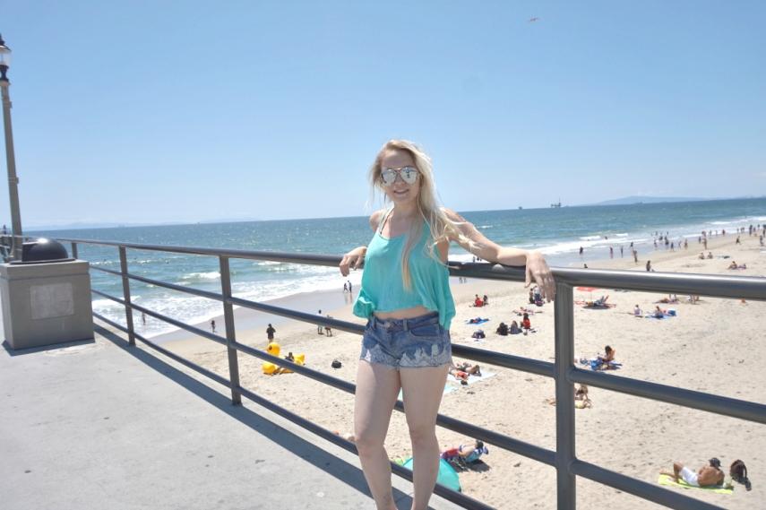 Day at Huntington Beach
