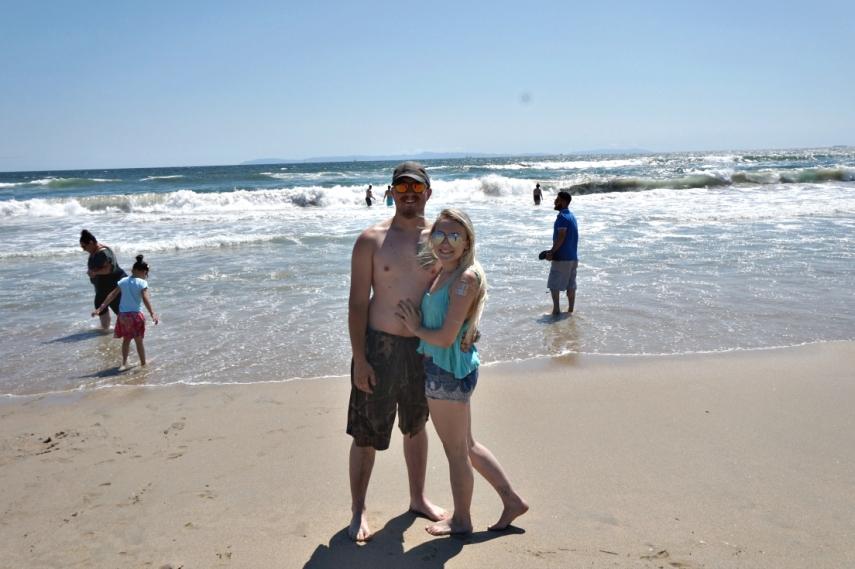 Honeymoon In Huntington Cali