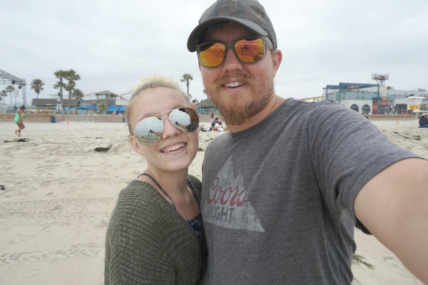 Sand Diego Beach